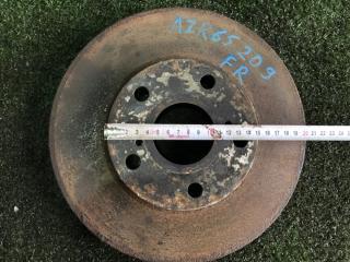 Тормозной диск передний правый TOYOTA Voxy 2004