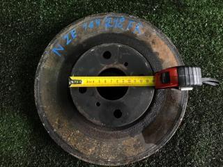 Запчасть тормозной диск передний правый TOYOTA Corolla Axio 2013