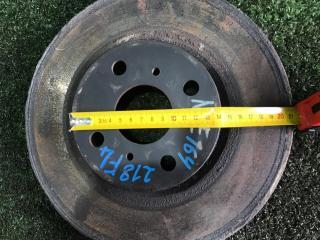 Запчасть тормозной диск передний левый TOYOTA Corolla Axio 2013