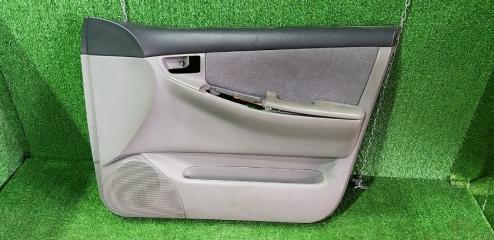 Обшивка двери передняя правая TOYOTA Corolla 2002