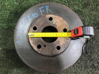Тормозной диск передний правый TOYOTA Noah 2006