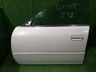 Дверь передняя левая TOYOTA Mark II 2000