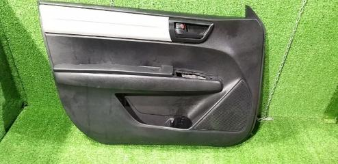 Обшивка двери передняя левая TOYOTA Corolla Axio 2013