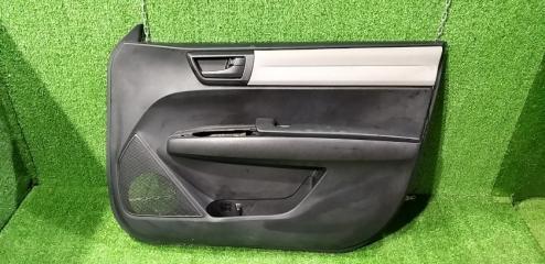 Обшивка двери передняя правая TOYOTA Corolla Axio 2013