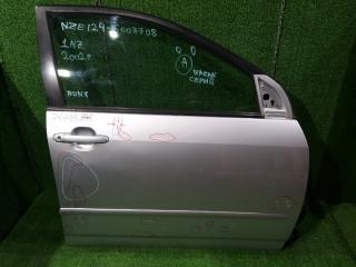 Дверь передняя правая TOYOTA Corolla Runx 2002
