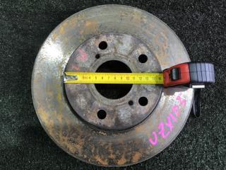 Тормозной диск передний правый Toyota Mark II