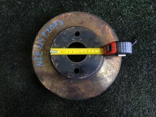 Тормозной диск передний левый TOYOTA Corolla 2006
