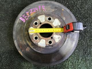 Запчасть тормозной диск передний правый SUBARU Legacy 2002