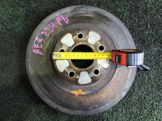 Запчасть тормозной диск передний левый SUBARU Legacy 2002