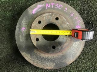 Тормозной диск передний правый NISSAN X-Trail 2004