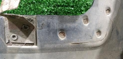 Брызговик задний правый Diamante F41A