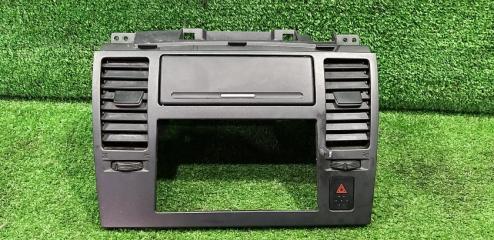 Запчасть консоль магнитофона передний NISSAN Tiida Latio 2007
