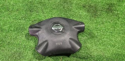 Запчасть подушка безопасности руля передняя правая NISSAN X-Trail 2004