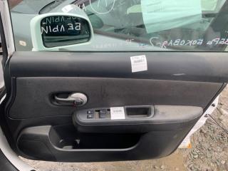 Обшивка двери передняя правая NISSAN Tiida Latio 2008