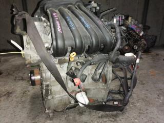 Двигатель передний NISSAN Tiida Latio 2007