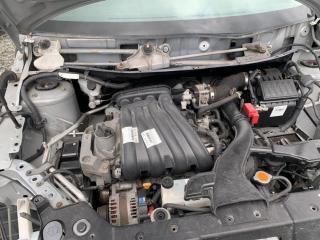 Запчасть двигатель NISSAN Tiida 2010
