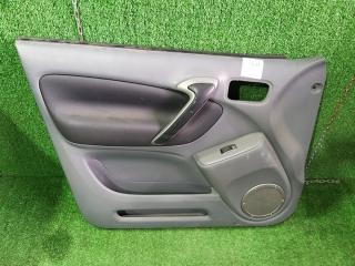 Обшивка двери передняя левая TOYOTA RAV4 2002