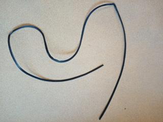 Молдинг лобового стекла передний TOYOTA Opa 2002