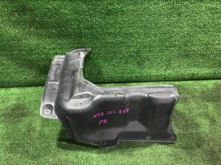 Запчасть защита двс передняя правая TOYOTA Allex 2004