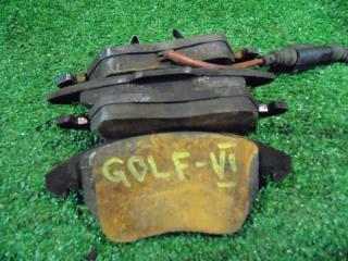 Запчасть колодки тормозные передние VOLKSWAGEN GOLF 6 2011