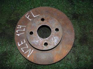 Запчасть тормозной диск передний левый TOYOTA COROLLA 2001