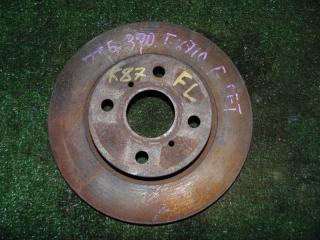 Запчасть тормозной диск передний левый TOYOTA RAUM 1999