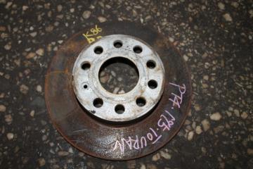 Запчасть тормозной диск задний VOLKSWAGEN TOURAN 2005
