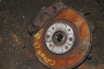 Запчасть тормозной диск передний левый CITROEN C3 2011