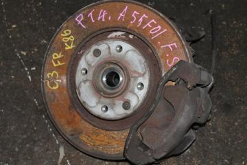 Запчасть тормозной диск передний правый CITROEN C3 2011