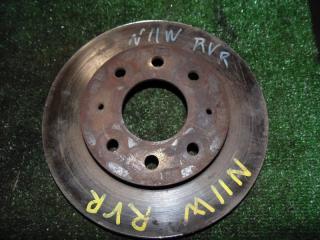 Запчасть тормозной диск передний MITSUBISHI RVR 1995