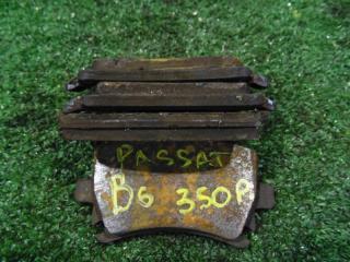 Запчасть колодки тормозные задние VOLKSWAGEN PASSAT B6 2006