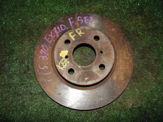 Запчасть тормозной диск передний левый TOYOTA RAUM 2000