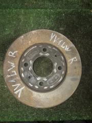 Запчасть тормозной диск передний правый VOLVO V40 2000