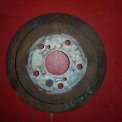 Запчасть тормозной диск задний TOYOTA IPSUM 2001