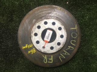 Запчасть тормозной диск передний правый VOLKSWAGEN TOURAN 2005