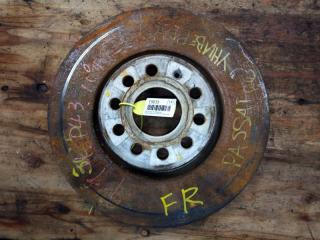 Запчасть тормозной диск передний правый VOLKSWAGEN PASSAT B6 2006