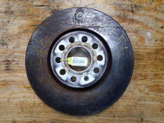 Запчасть тормозной диск передний левый VOLKSWAGEN TOURAN 2008