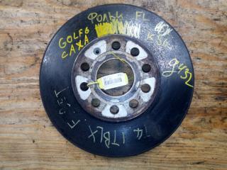 Запчасть тормозной диск передний левый VOLKSWAGEN TOURAN 2005
