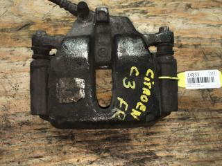 Запчасть суппорт передний правый CITROEN C3 2011