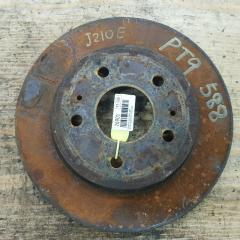 Запчасть тормозной диск передний правый TOYOTA RUSH 2006