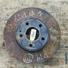 Запчасть тормозной диск передний левый MERCEDES-BENZ A180 2013