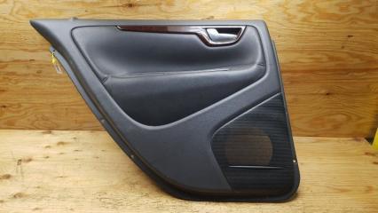 Запчасть обшивка двери задняя левая VOLVO S60 2001