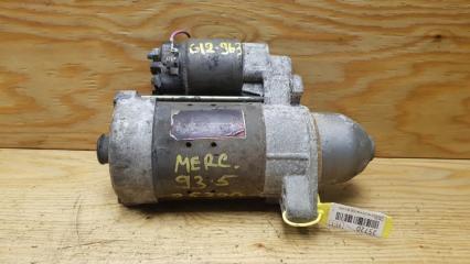 Запчасть стартер MERCEDES-BENZ ML270 2000