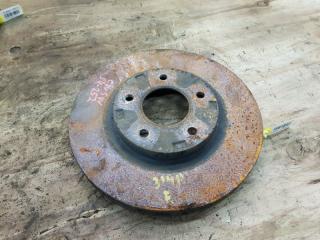 Запчасть тормозной диск передний MITSUBISHI OUTLANDER 2008