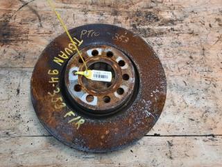 Запчасть тормозной диск передний правый VOLKSWAGEN TIGUAN 2010