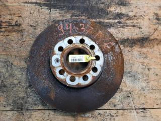 Запчасть тормозной диск передний правый VOLKSWAGEN GOLF 6 2010