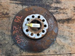 Запчасть тормозной диск передний левый VOLKSWAGEN GOLF 6 2010