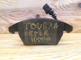 Запчасть колодки тормозные передние VOLKSWAGEN TOURAN 2005