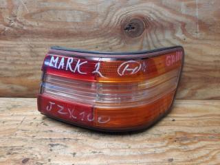 Фонарь правый TOYOTA MARK II 1998