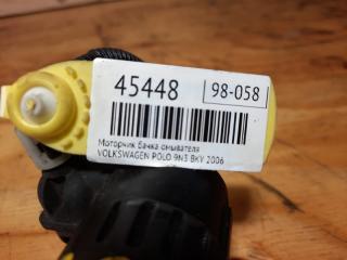 Моторчик бачка омывателя POLO 2006 9N3 BKY